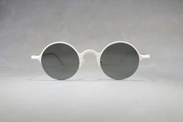 Hammered Sterling Sunglasses