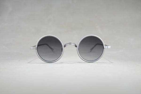 Matte Gray Sunglasses