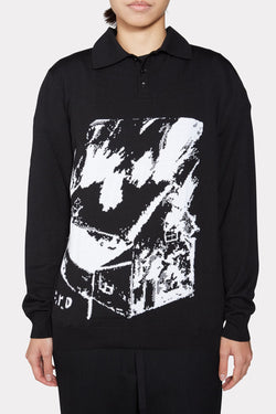 Graphic Jumper