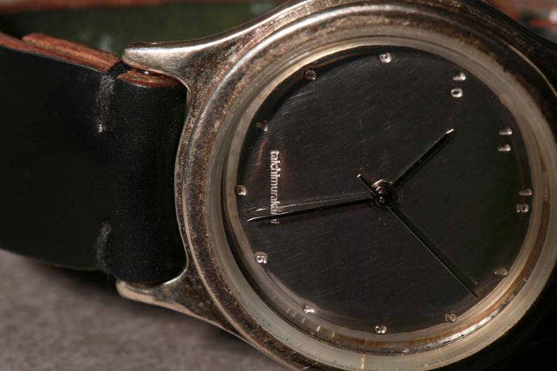 Black Belt 12H Self-Winding Watch