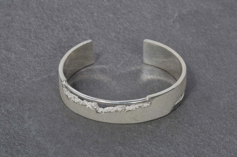 Sand Bridge Bangle