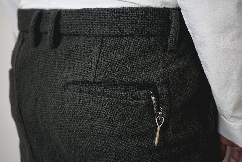 Weaved Trousers