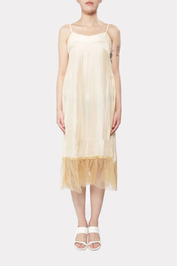 SIMENON Slip Dress RUST