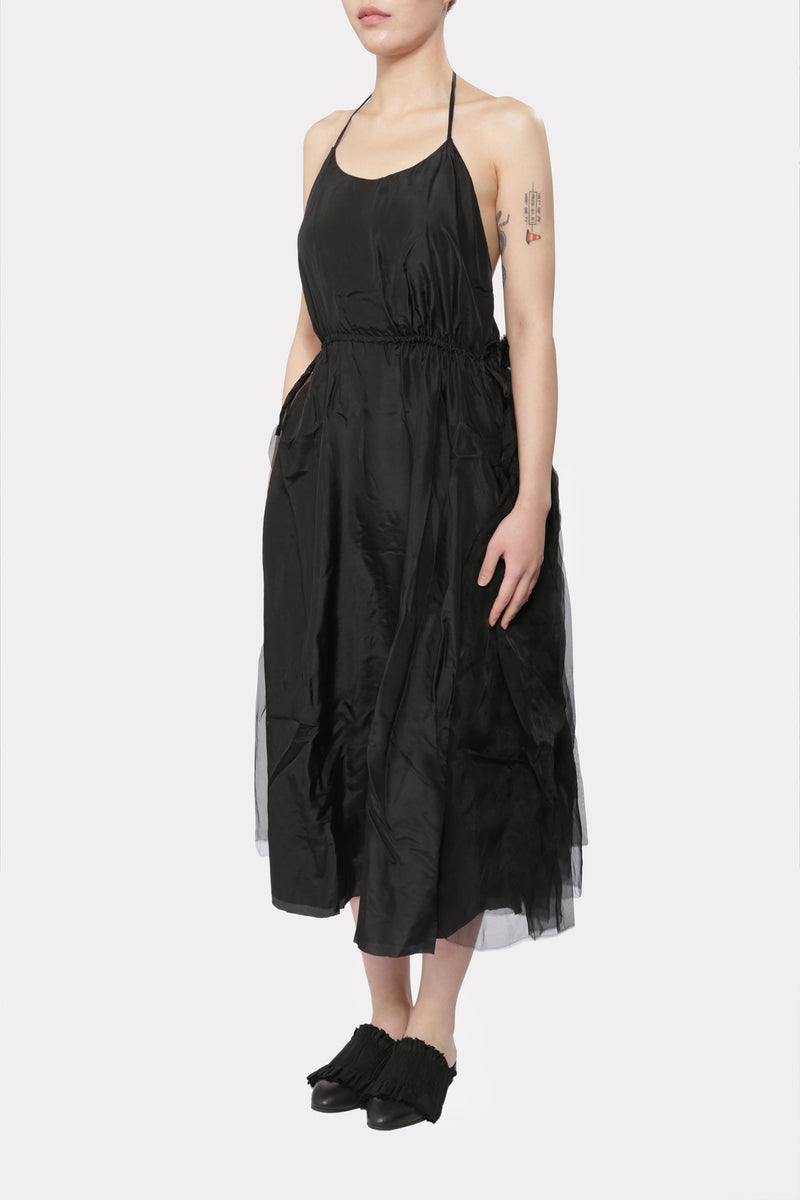SONTAG Dress BLACK