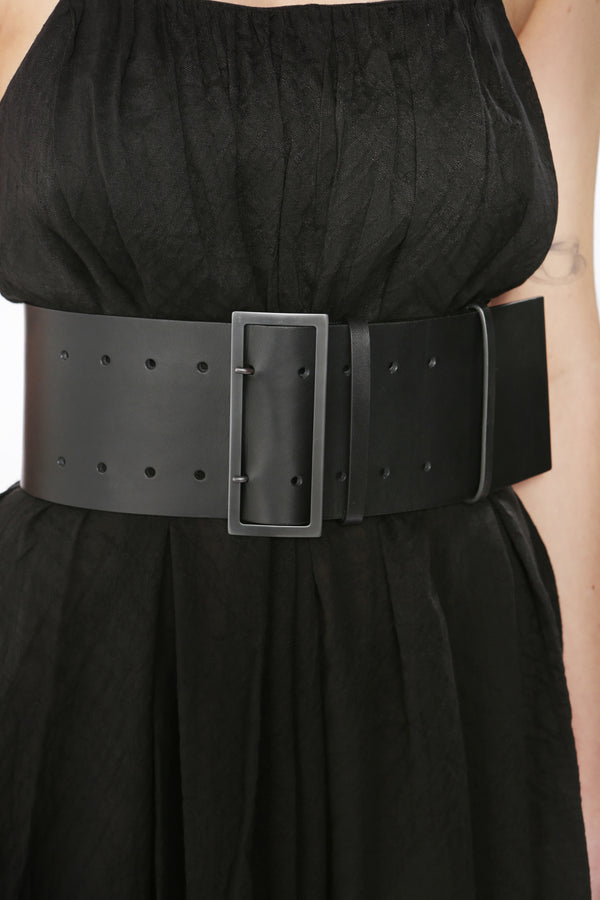Wide Waistbelt Ault Black