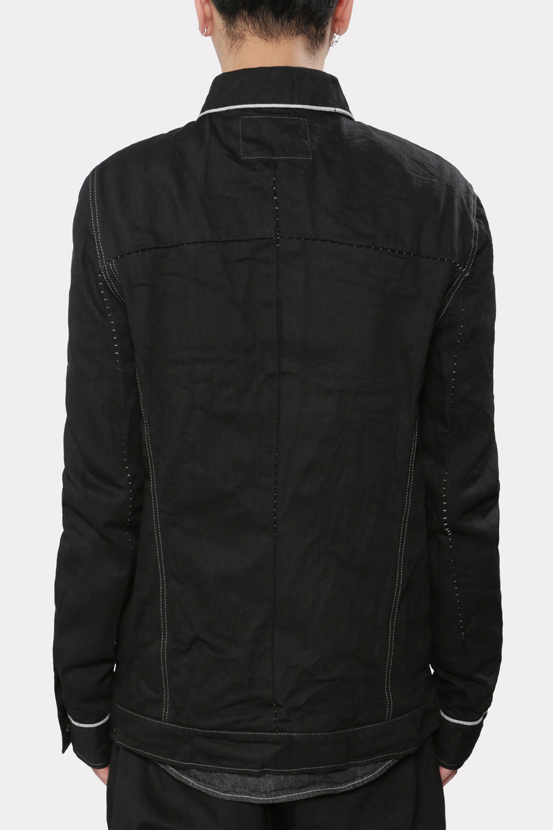 COTTON BLOUSON