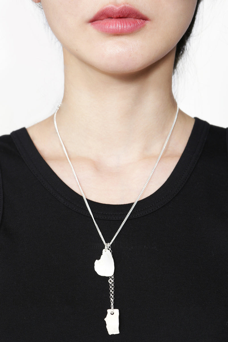 Detaj x Uma Wang Double Necklace