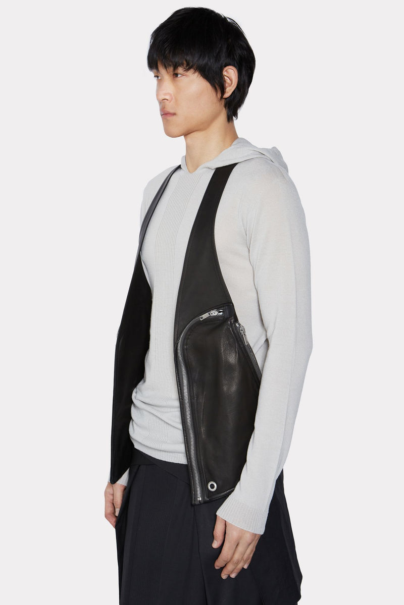 Bauhaus Leather Vest