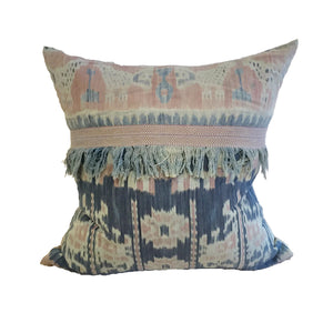 Timorean Ikat Pillow