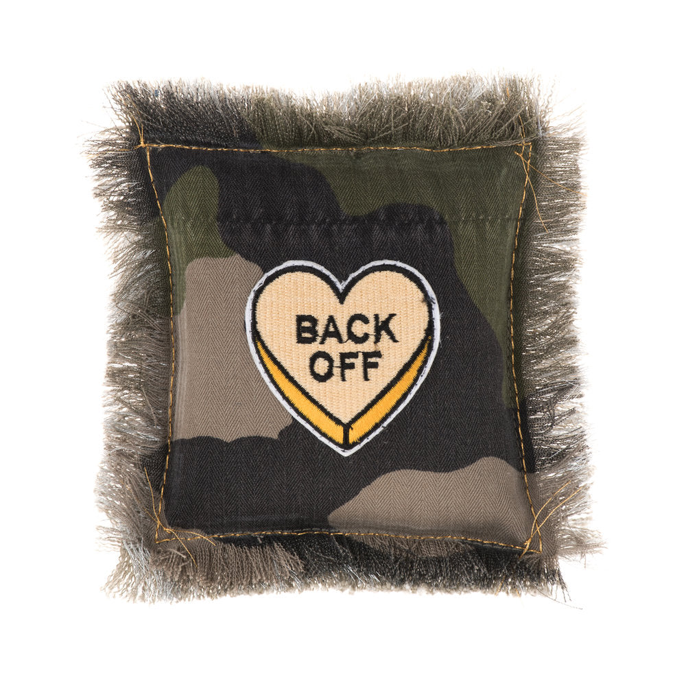 Back Off Lavender Sachet