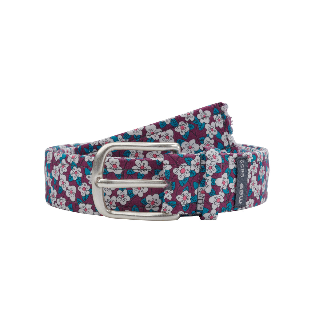 Liberty Fabric Belt 1913