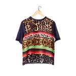 Mixed Print T-Shirt