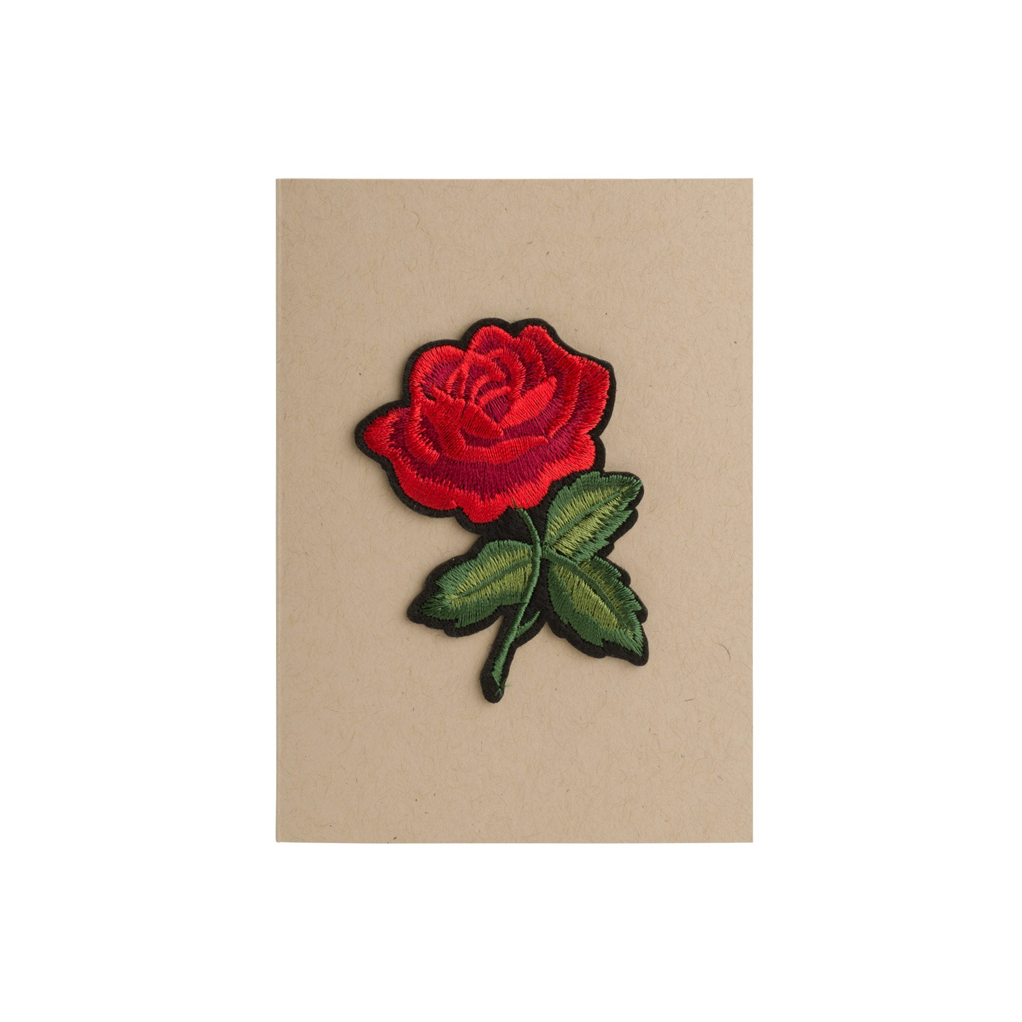 Rose Card - 4Bar