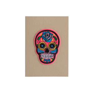Sugar Skull Card - 4Bar