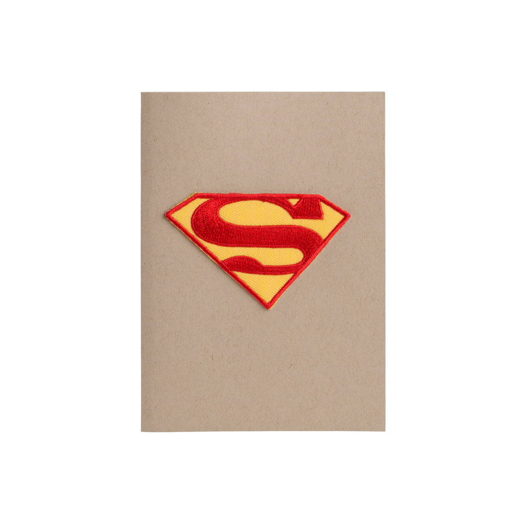 Superman Card - 4Bar