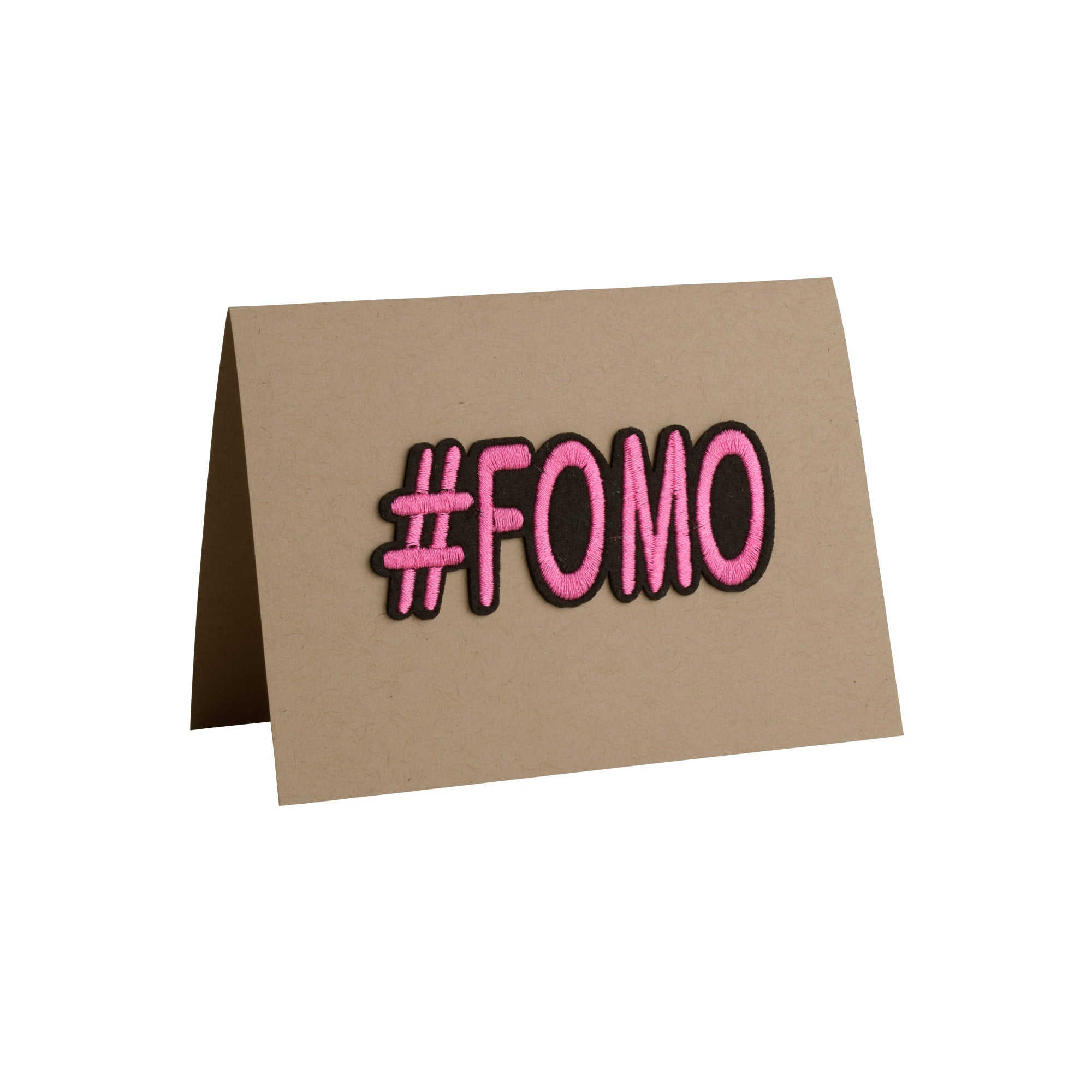 FOMO Card - 4Bar