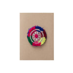Afghani Dress Flower Card Set