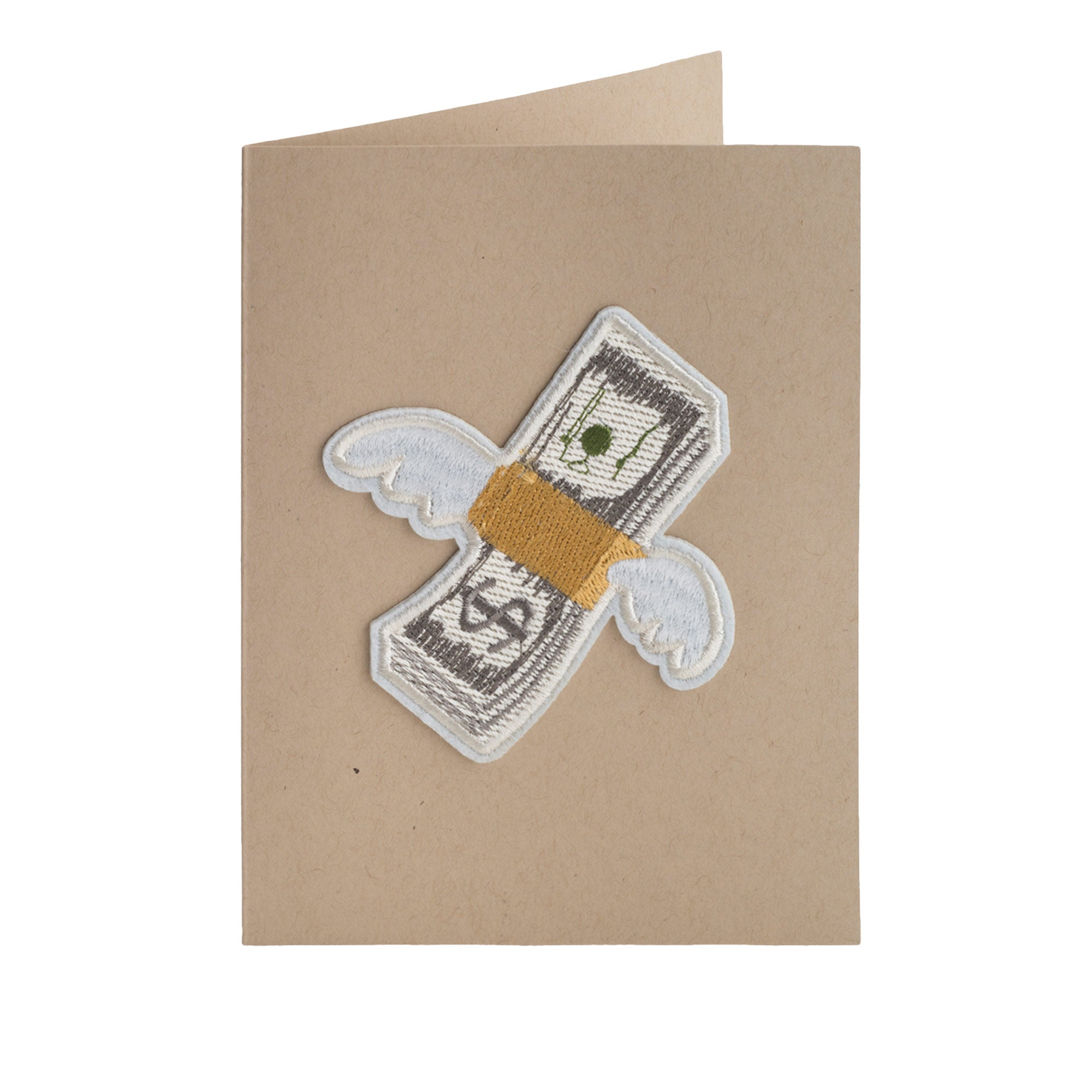 Flying Money Card - A2