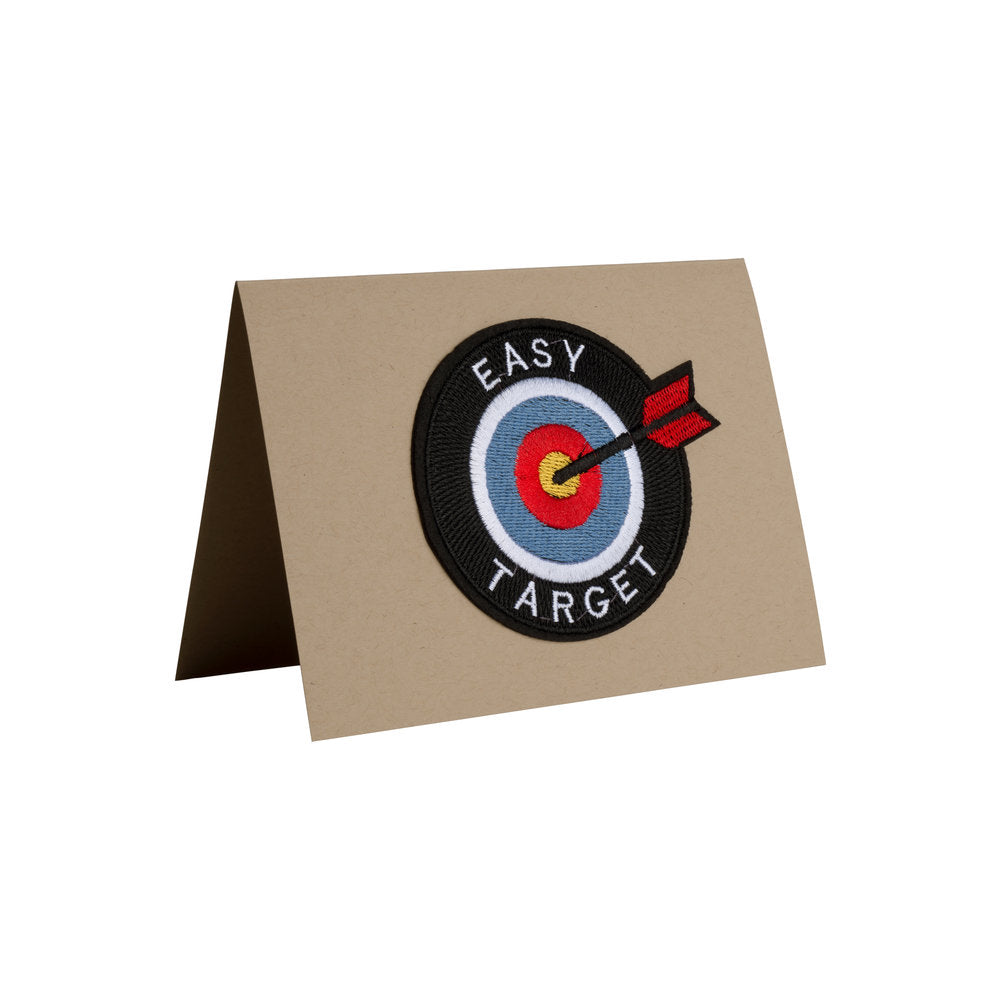 Easy Target Card - A6