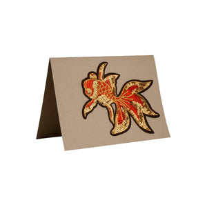 Goldfish Card - A7