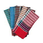 Khadi Napkin - Colorful Mix