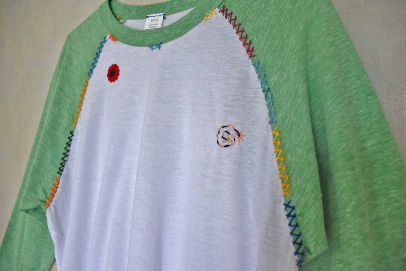 Baseball T-Shirt - Green