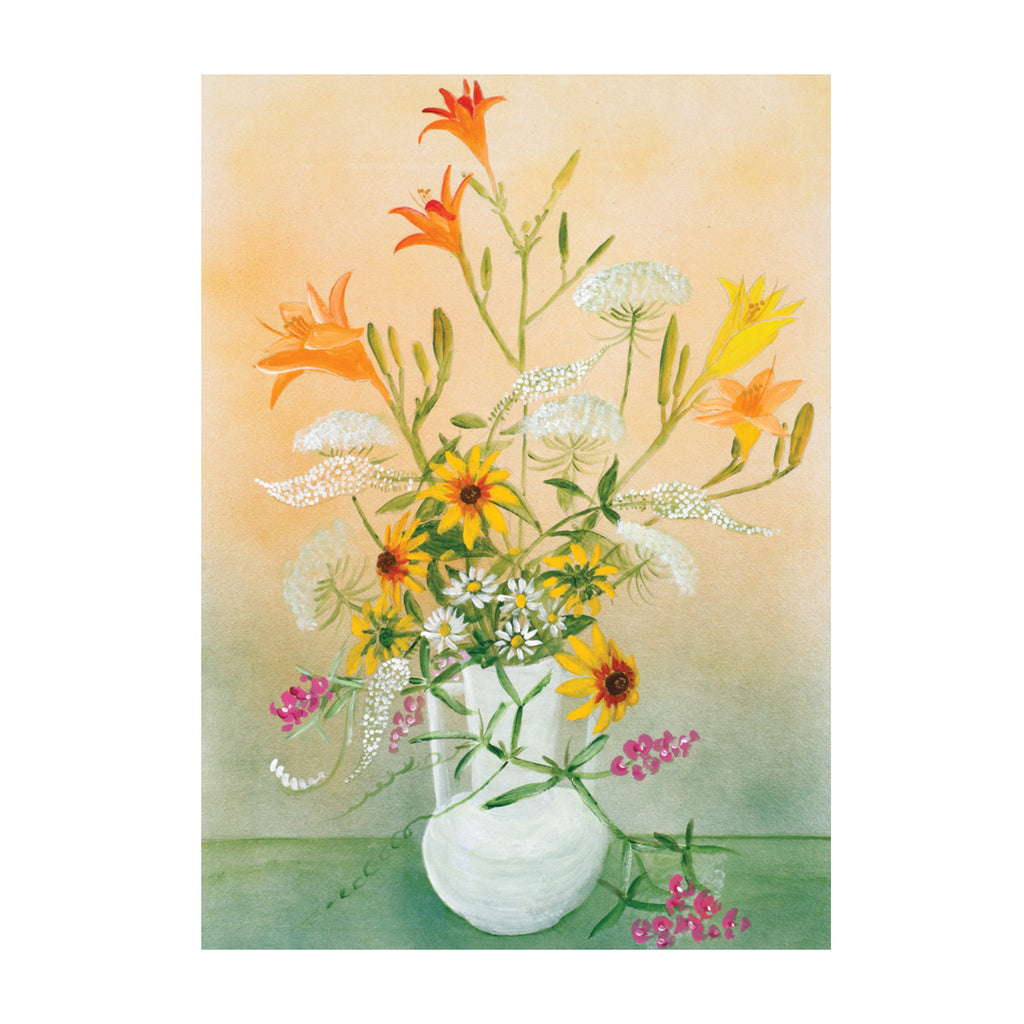 Flowers 923 Card