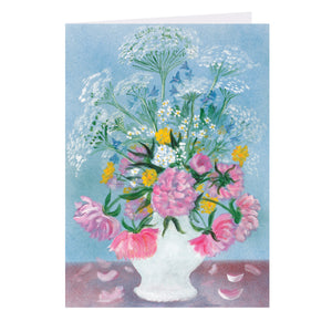 Flowers 894 Card