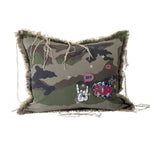 Camo Girl Gang POP Pillow