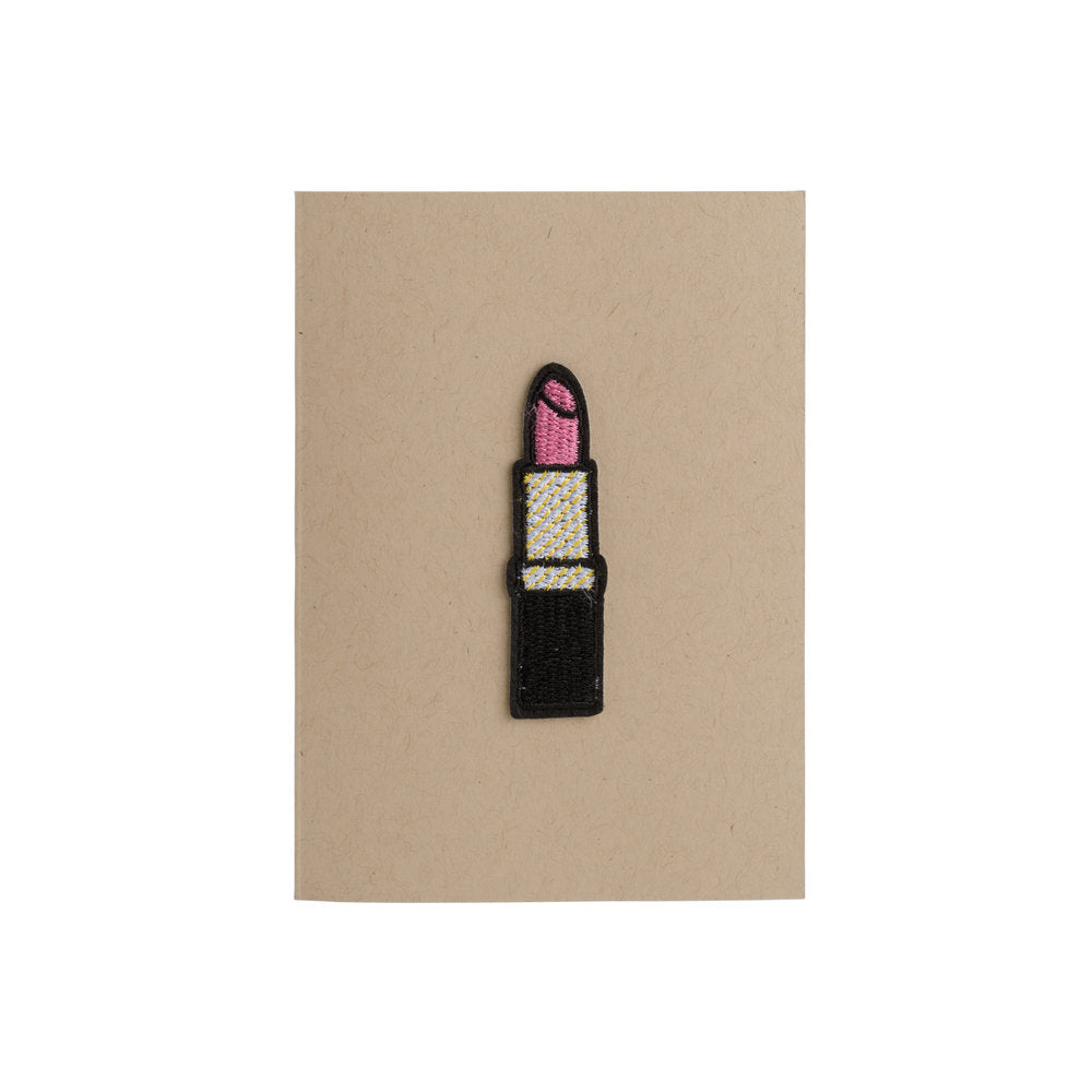 Lipstick Card - 4Bar