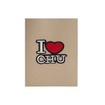 I Heart Chu Card - A7