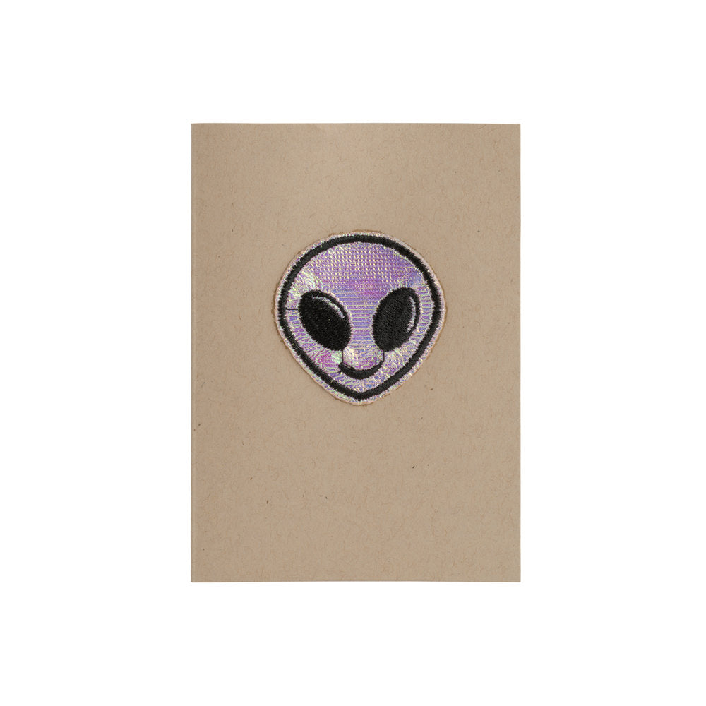 Alien Card - 4Bar