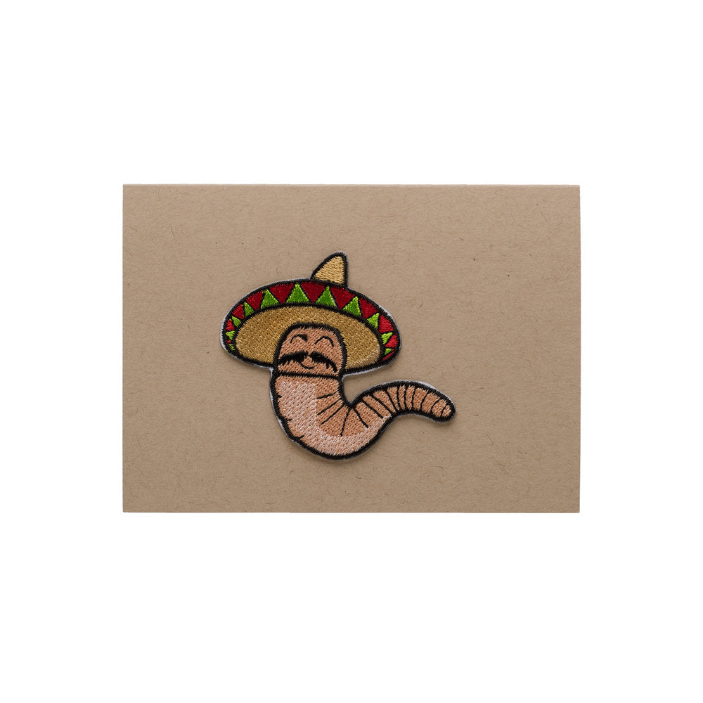 Mexican Drinking Worm