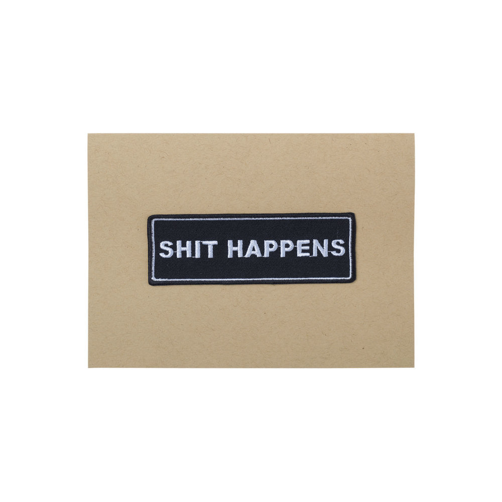 Shit Happens Card - A6