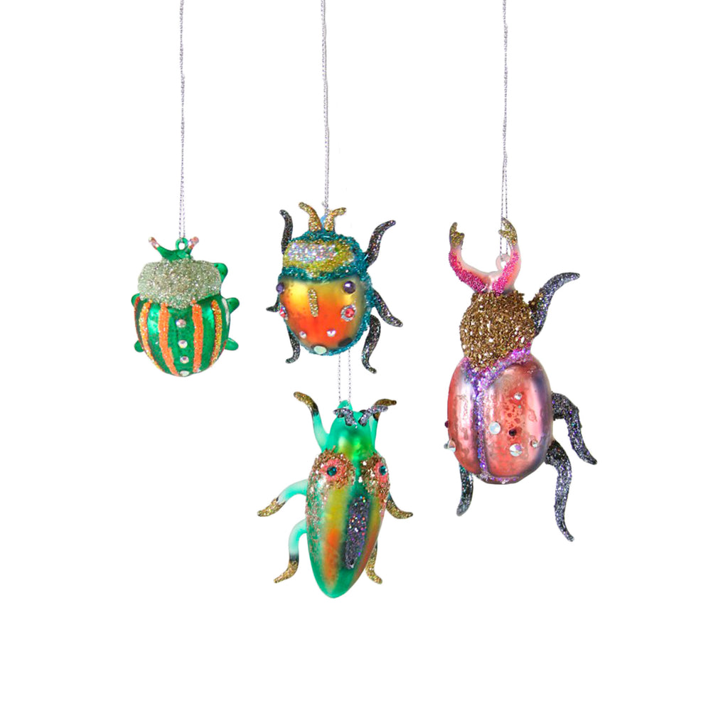 Beetle Ornaments II