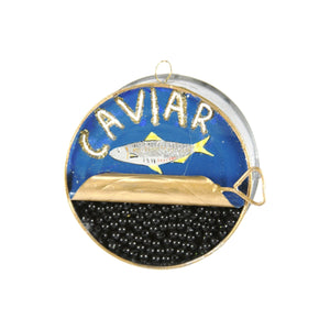 Caviar Ornament