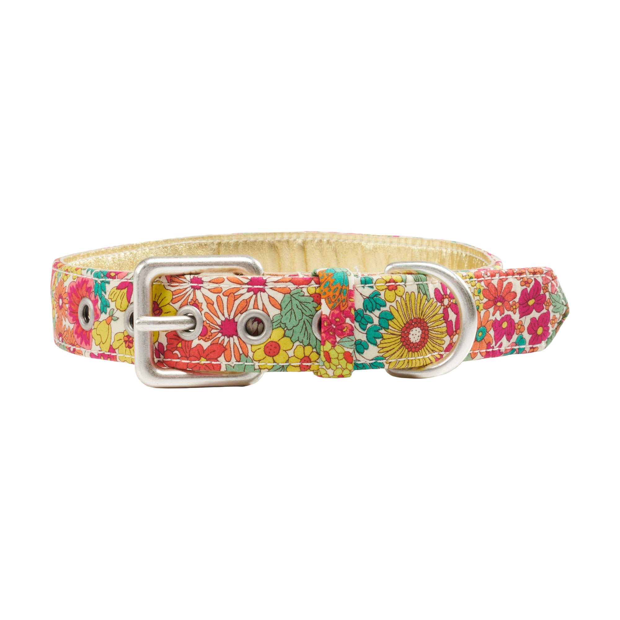 Liberty Fabric Dog Collar