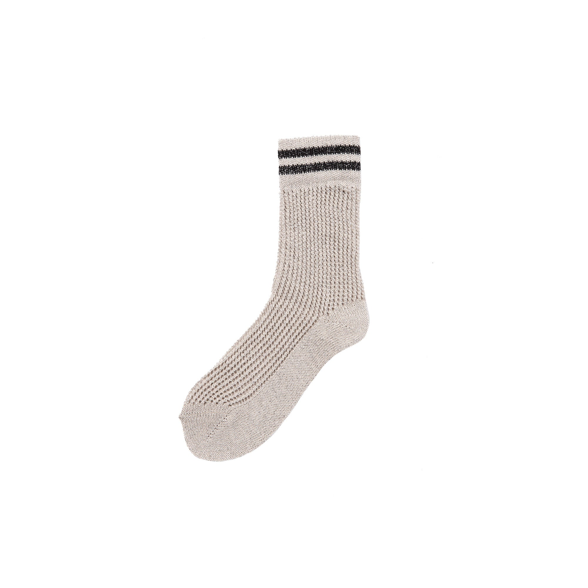 Glim Sock - Raw White