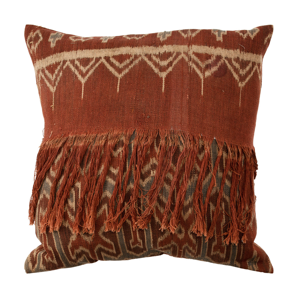 Iban Ikat Pillow