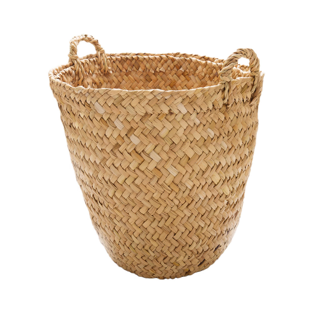 Medium Peruvian Woven Basket