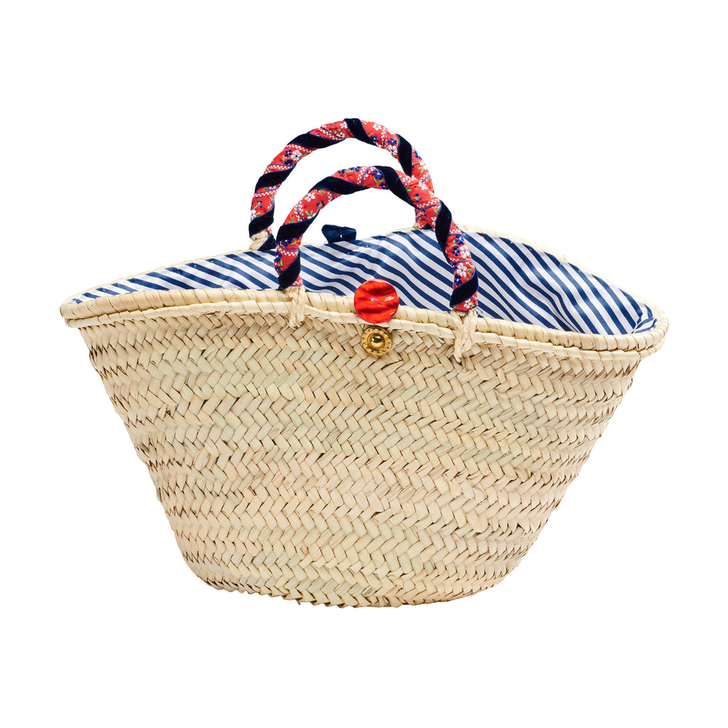 Sicilian Coffa Basket