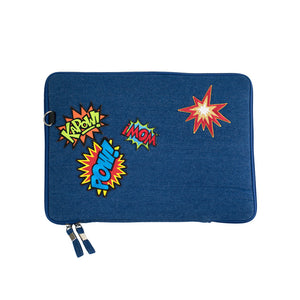 Explosion Laptop Case - 13""