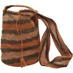 Striped Fique Bag