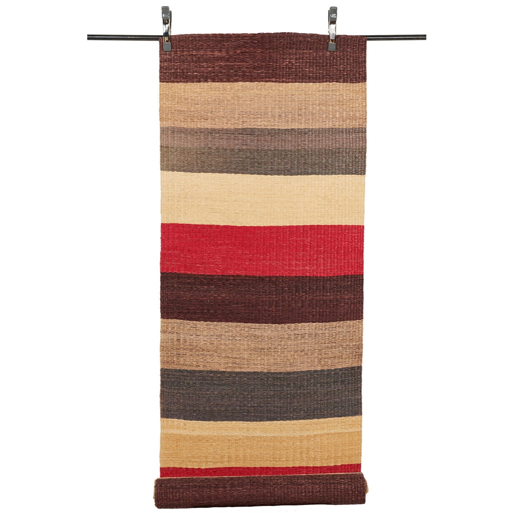 Long Wide Stripe Runner