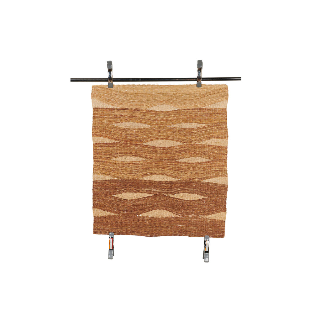 Small Wave Patterned Rug