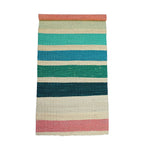 Short Multi Striped Runner