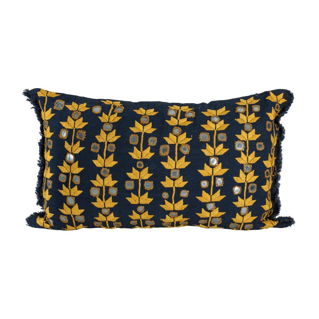 Phulkari Pillow