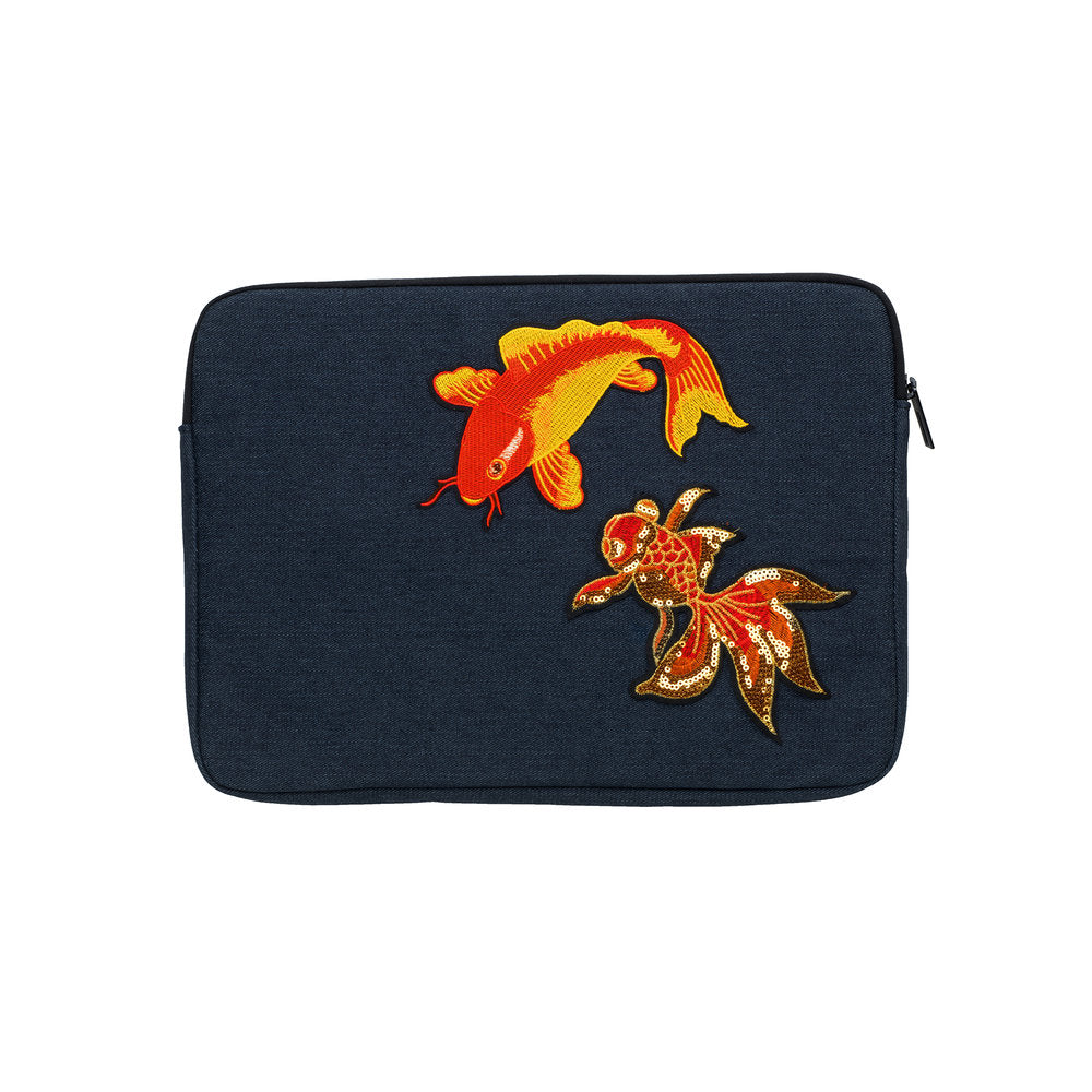 Fish Laptop Case - 13""
