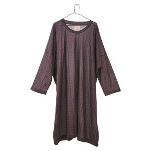 Oversized T-Shirt Dress - Espresso