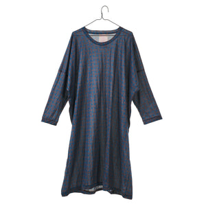 Oversized T-Shirt Dress - Midnight
